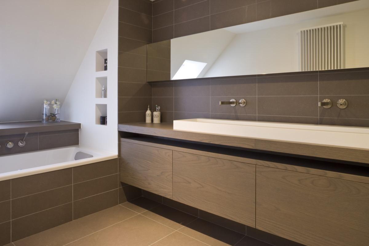 badkamer realisatie van kempische interieurbouw